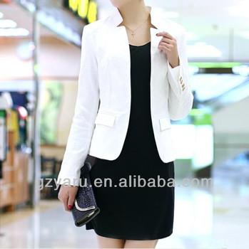 Blazer Formal Con Vestido Corto Para Mujer Buy Blazer Formal Con Vestido Corto Para Mujer,Blazer Formal Para Mujer,Blazer Formal Para Mujer Product