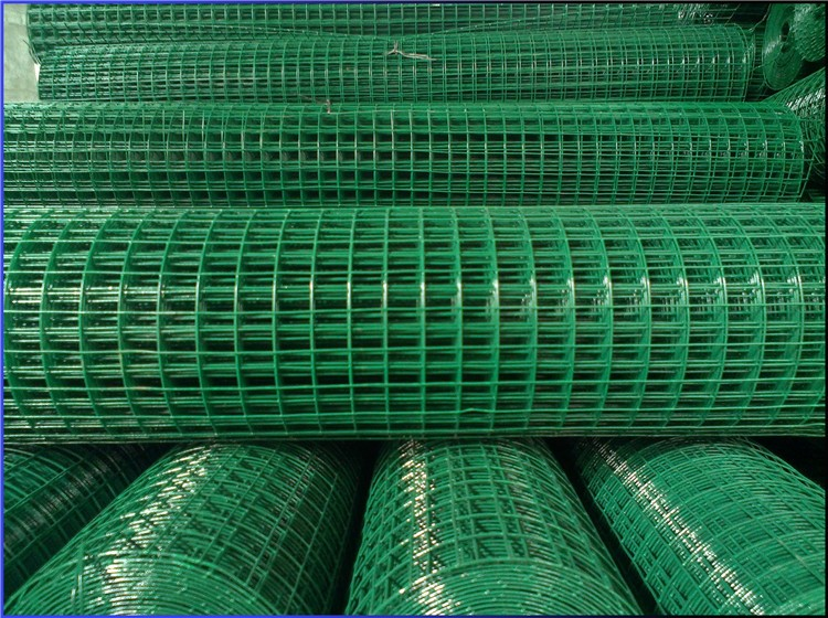 High quality 1 inch 2x2 galvanized welded wire mesh
