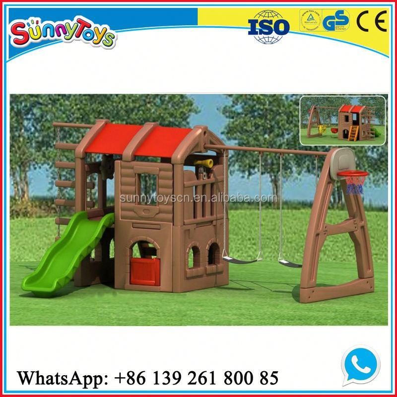 China kids outdoor daycare playground equipment preschool furniture wholesale for early education center