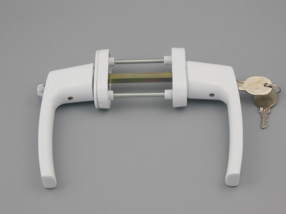 Shower plastic door hardware handle and lock plastic, View shower ...