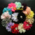 2.7'' Chiffon Blossom Fower With Center for headbands, clothing, dress