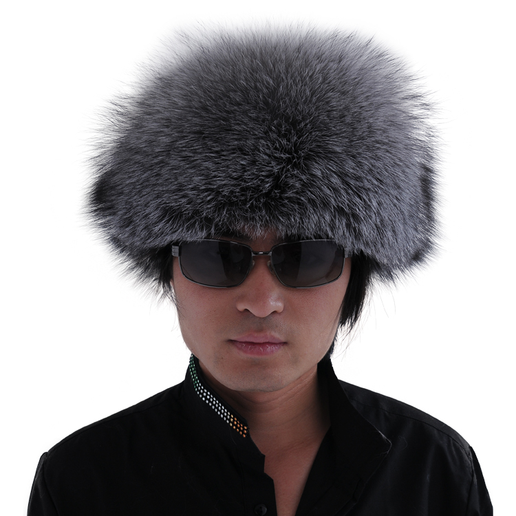 8240c4fce9ab5 Buy The new special outdoor winter warm fur hat male fox Mongolia Silver  Blue Fox Fur Hat Korean trendsetter in Cheap Price on m.alibaba.com