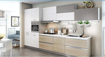 white melamine kitchen cabinets china cheap kitchen cabinet white color melamine kitchen 29094