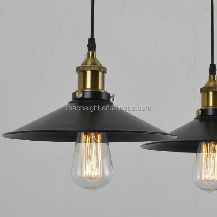 Industrial Vintage Edison Bulb Pendant Light