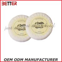 small round whitening skincare soap