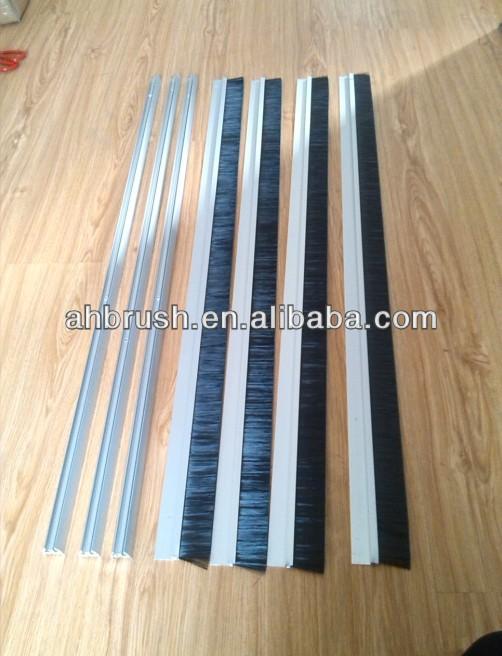 Aluminium Deur Tochtstrips Weer Strip Voor Glazen Deur