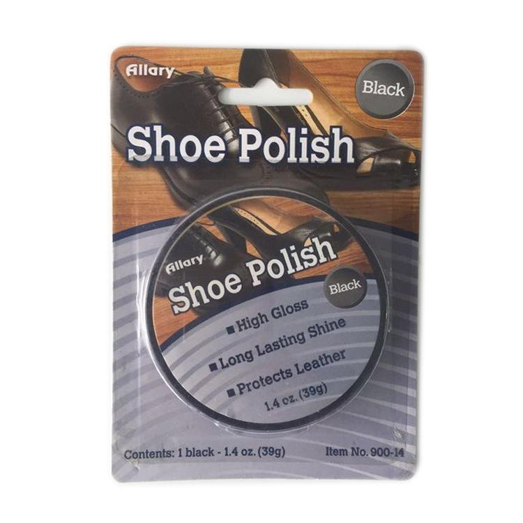 Kiwi 2 In 1 Shoe Polish Brush FOR SHOE POLISH2IN1 BRUSH BUFF AND POLISH