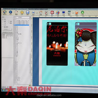 Custom cell phone skin template software for any case