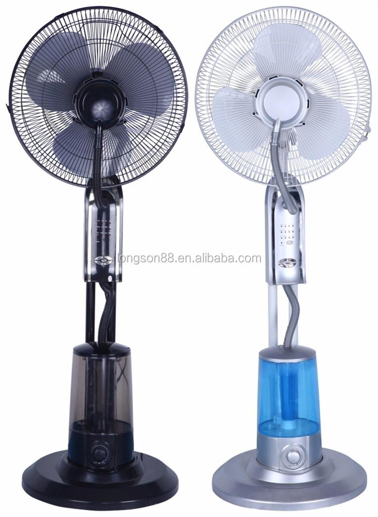 Industrial Misting Fans : China supplier industrial fan mist water