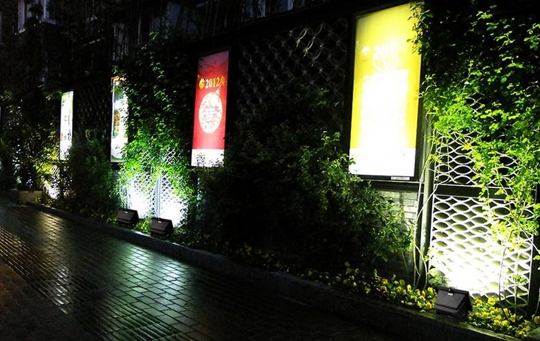 China hersteller solar-akkus licht 45 led leuchtmittel led grün gelb ...