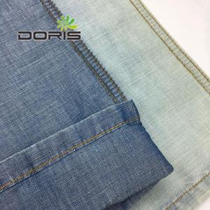 hemp denim fabric original denim denim fabric for jeans