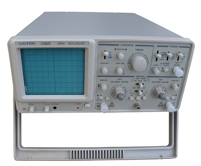 Ac Signal Generator : Ca oscilloscope for students