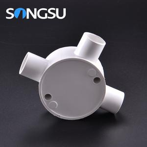 Foshan Songsu Flame-Resisting pvc cable protect box/flexible pv module junction box