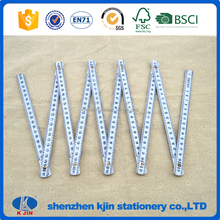 plastic 2m folding ruler