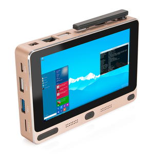 5 inch1080p video mini pc all in one Window 10 for tv box