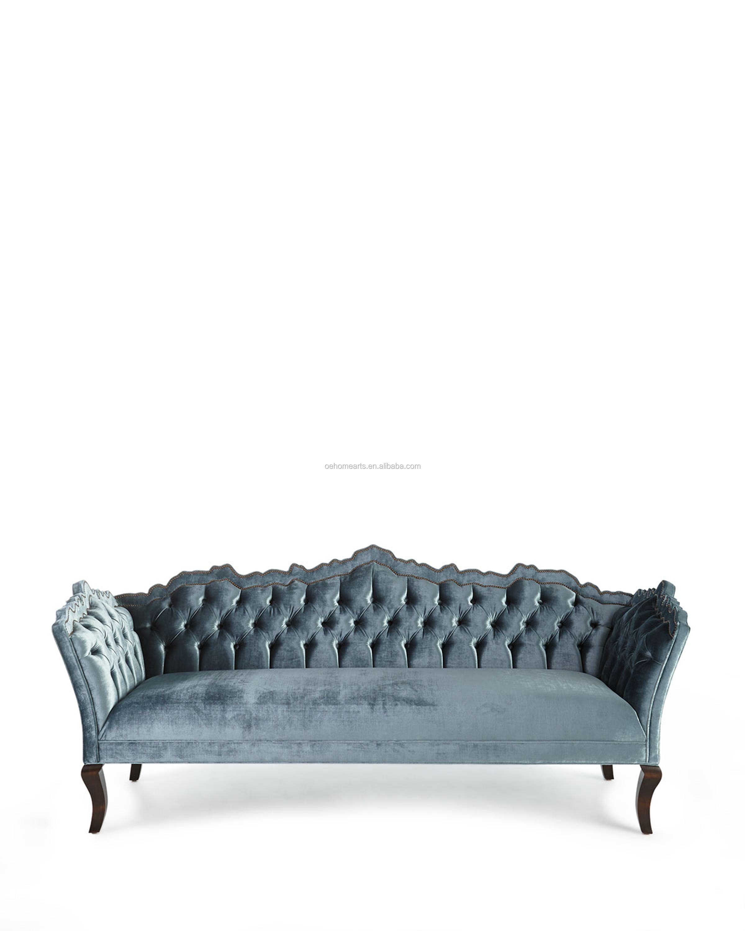 Double Sided Sofa sf00060 new hot-sale china manufacturer standard size double sided