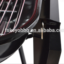 wholesale indoor square Trolley tabletop korean charcoal BBQ Grill