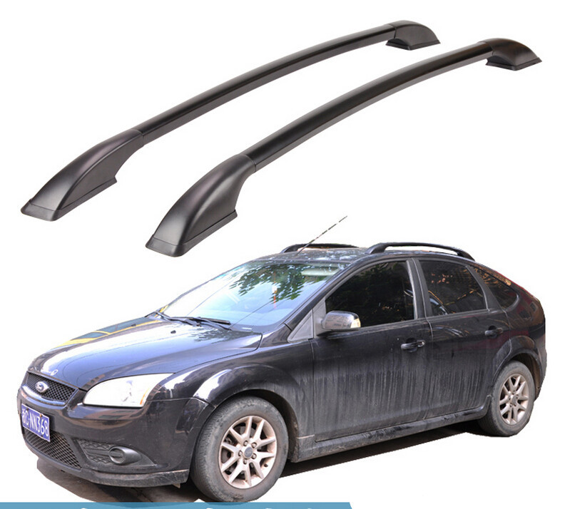 Aluminum alloy Roof Rack Side Rails Bars Roof Racks a Pair Fit For Ford Focus hatchback  sc 1 st  Alibaba & Cheap canopy roof racks find canopy roof racks deals on line at ... memphite.com