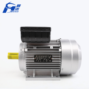Single phase 1400 2800 rpm 2hp 3 hp 4hp 5hp tire changer vibrating water pump clutch induction motor