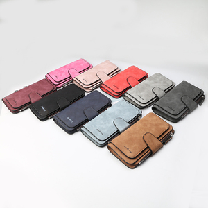 Wholesale Frosted Leather Baellerry Brand Clutch Wallet Lady Purse Baellerry Forever Women Wallet Baellerry Wallet