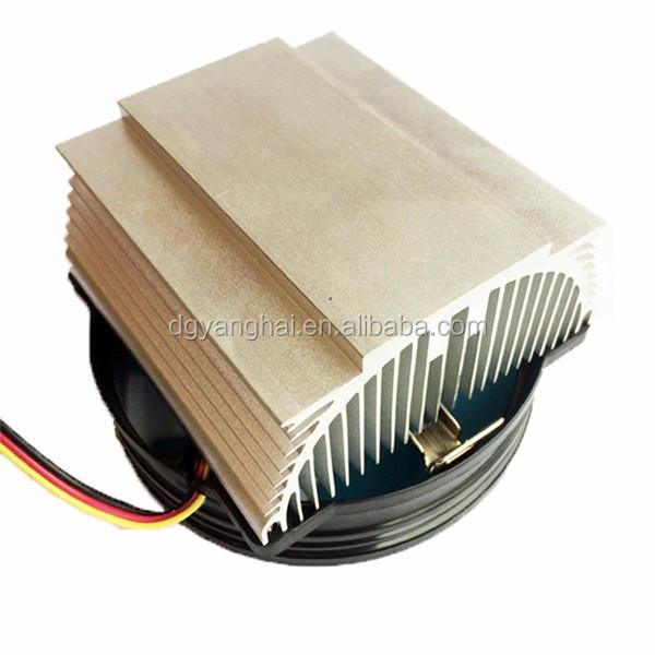 Heatsink CPU Cooling Fan For AMD Socket 4Pins AM2 AM3 FM1 FM2