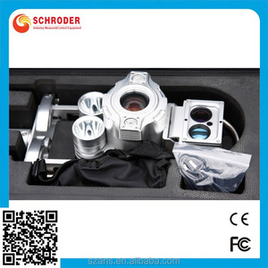 Explosion-proof Manhole video pipe Camera Inspection System insulated rod with digital camera for sewer searching