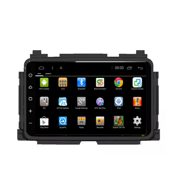 Android android car DVD pc entertainment audio system FOR HONDA XR-V XRV VEZEL with wifi,bluetooth,16g inand IGO MAP