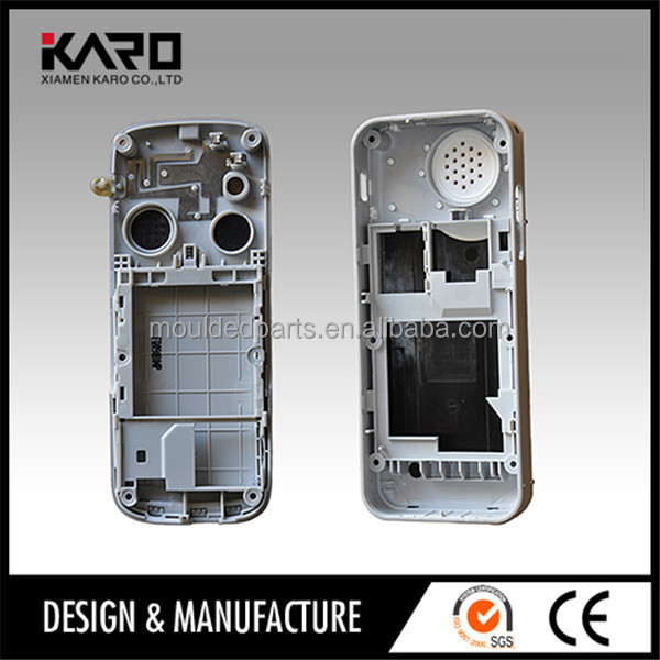 Mental Fabrication Plastic Injection Mould Production