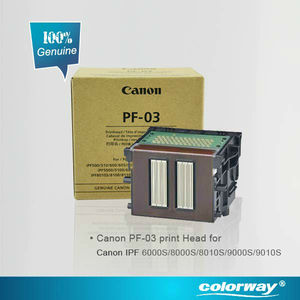 Hot sale 100% original canon ipf8000 print head with cheap price