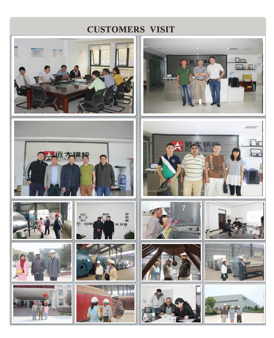 Beste Prijs Gas En Olie Ontslagen Warmteoverdracht Thermische Hete Olie Vloeistof Boiler Voor Multiplex Industrie