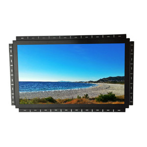 "Capacitive High Resolution 1080P 27"" Open Frame Touch Screen Monitor"