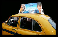 TAXI ADVERTSING TOP