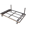 Contemporary longer draw out steel day bed frame