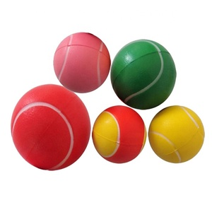 PU Toy Ball in Tennis Shape