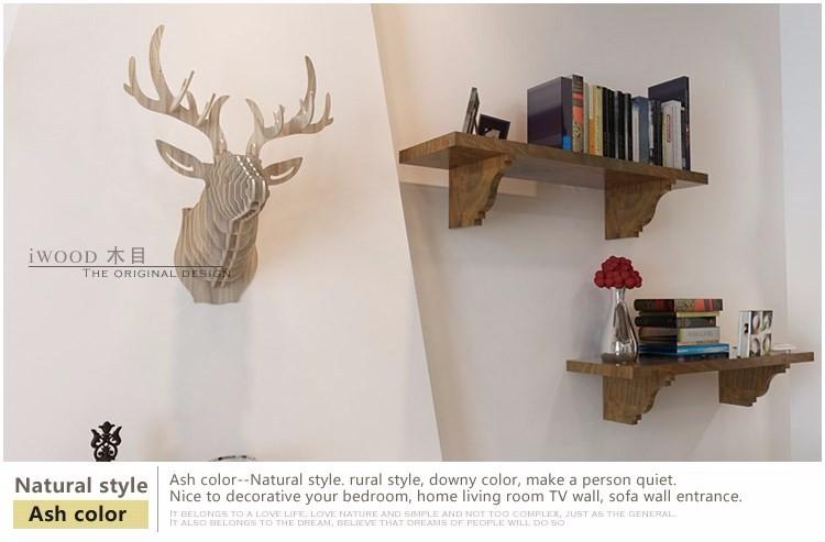 Decorazioni In Legno Per La Casa : Nordic creativo decorazioni per la casa in legno intaglio in legno