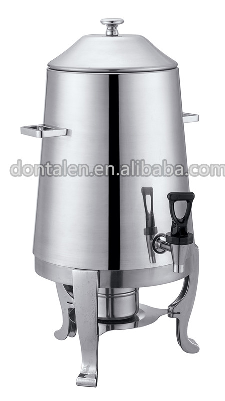 Stainless Steel 201 Hot Coffee Tea Beverage Dispenser For Sale