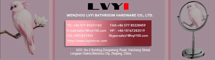 LY-1401 คุณภาพสูงห้องน้ำแต่งหน้ากระจกเครื่องสำอางกระจก