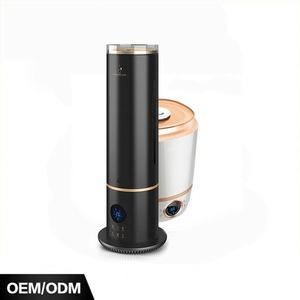 New Product Ideas 2018 Mini Humidifier Portable Led Ultrasonic Aroma Diffuser For Essential
