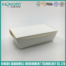 HongKang Hot Selling Various Shapes Customized Hot Dog Paper Box,Hot Dog Box