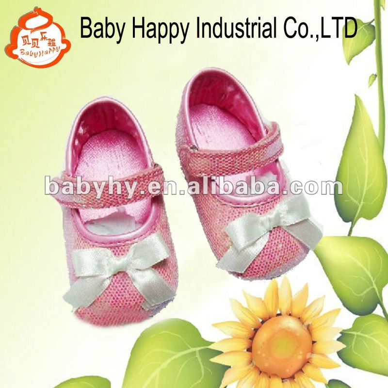 Sequin Baby Crib Shoes Mary Jane