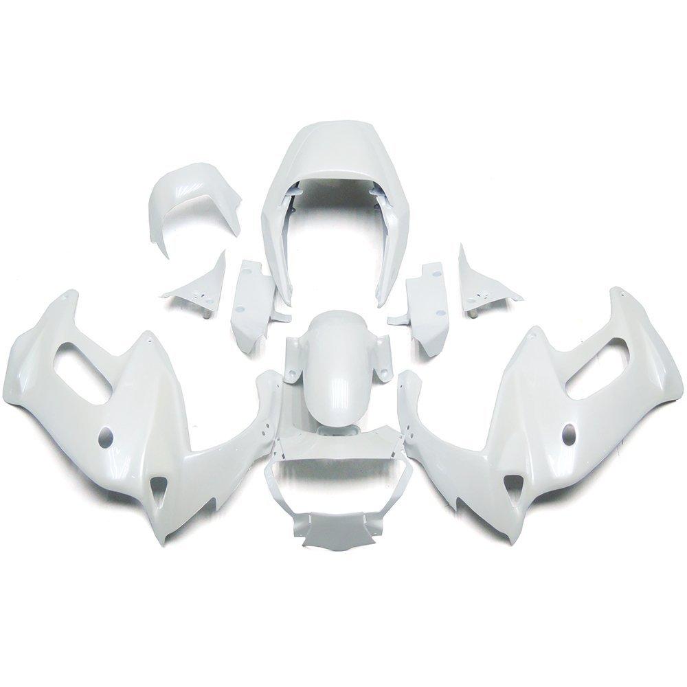 Sportfairings ABS Body Kits Pearl White Motorcycle Fairing Kits For Honda VTR1000F 97 - 05 Year 1997 1998 1999 2000 2001 2002 2003 2004 2005