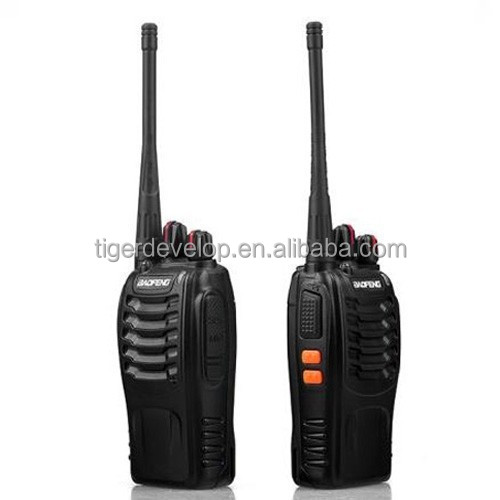 Baofeng 888 s UHF 400-470 MHz 5 W Portable bidirectionnel Radio HT Talkie-walkie