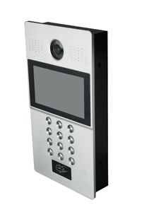 door to door ip intercom system microphone for ip camera