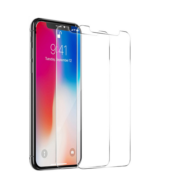 Factory Wholesale 2.5D 9H Tempered Glass For Iphone X Screen Protector