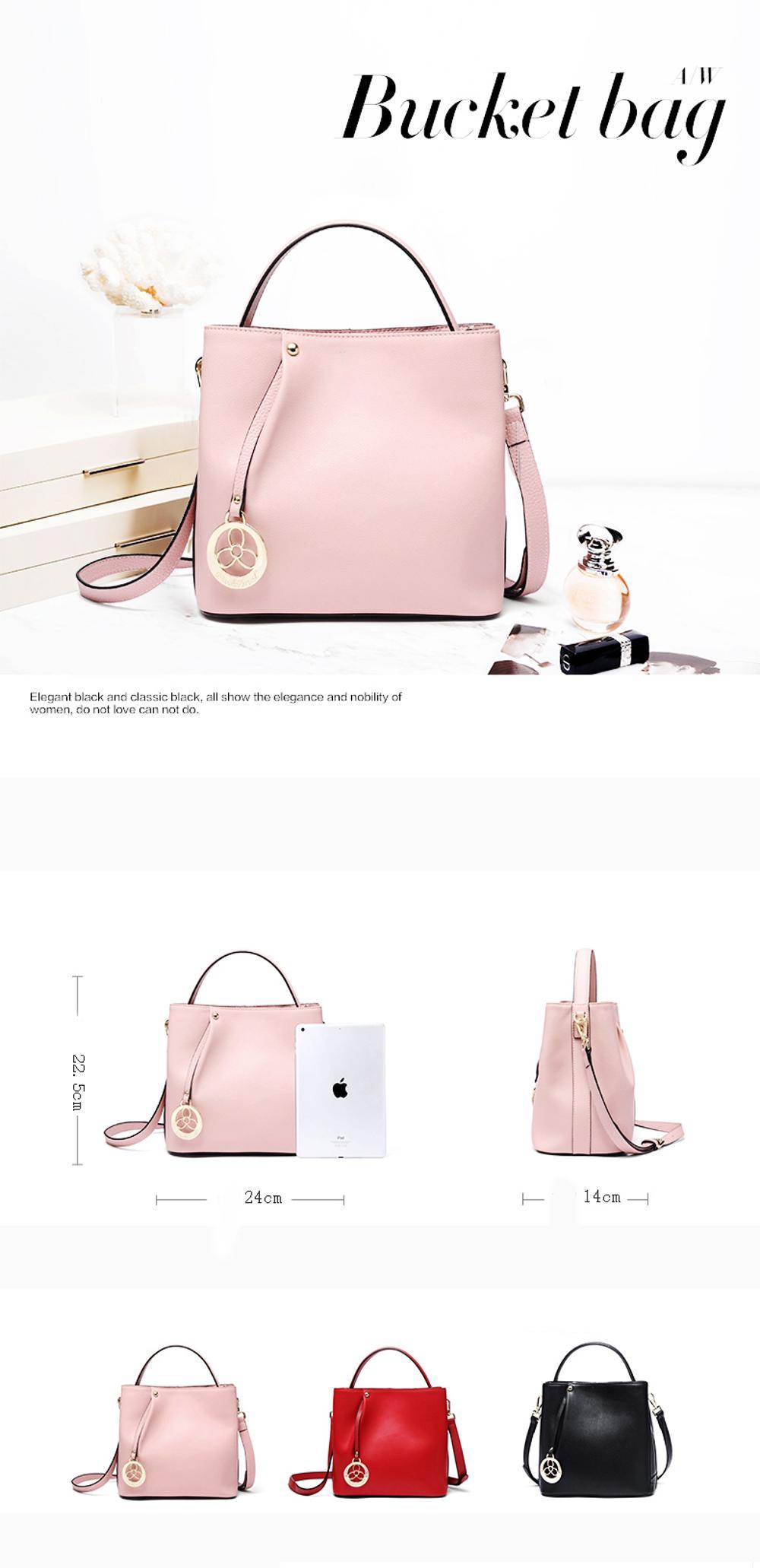 eb83b4e43a90 Индивидуальные Мода Элегантность Сумка женская кошелек из натуральной кожи  сумка