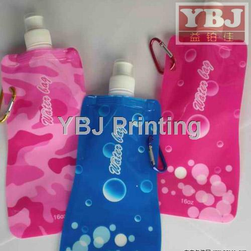 For Soft Drinks With Alcohol Spout Pouch/high quality stand up spout pouch