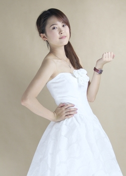 Kleinfeld vestido De Novia Calidad Boda Buy Alta Vestido La Ybf7y6g