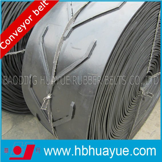 EP200/2 CLOSE EDGE HOT VULCANIZED CONVEYOR BELT RUBBER