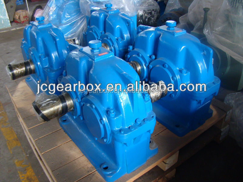 ZDY/ZLY/ZSY/ZFY Series Helical Transmission Gearbox for Belt Conveyor