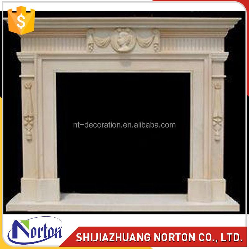 Fireproof Material Fireplace Mantel, Fireproof Material Fireplace ...